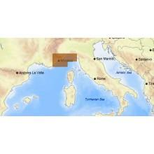 C-map 4D Max Local Saint Tropez to Lerici