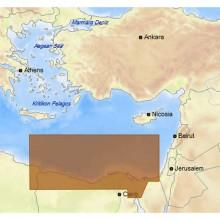 C-map 4D Max Local Egypt Mediterranean Coasts