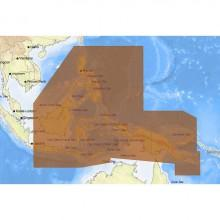 C-map 4D Max+ Wide Philippines Papua New Guinea Indonesia
