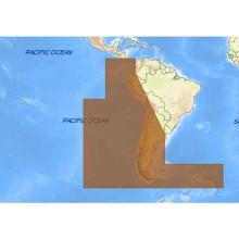 C-map 4D Max+ Wide Costa Rica to Chile and Falklands