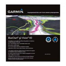 Garmin Bluechart G2 Vision Barcelona and Valencia