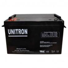 Unitron AGM Deep Cycle 220A/h-12V