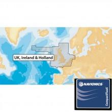 Humminbird Autochart Pro Europe Multicolor, Waveinn