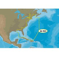 C-map Nt+ Wide Usa East Coasts and Bermuda