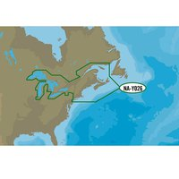 C-map Nt+ Wide Great Lakes Northeast Coasts