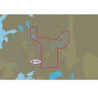 C-map Nt+ Wide Volga Cherepovets Astrakan and Kama
