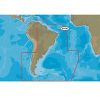 C-map Nt+ Wide Gulf of Paria to Cape Horn