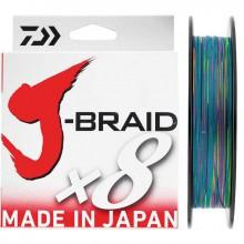 Daiwa Jbraid 8 Braid 300 m