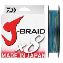 Daiwa Jbraid 8 Braid 500 m