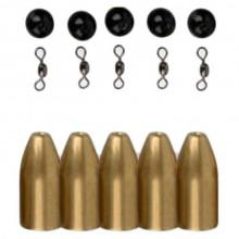 Savage gear Brass Bullet Kit