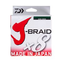 Daiwa Jbraid 8 Braid 150 m