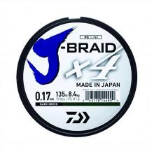 Daiwa Jbraid 4 Braid 1500
