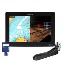Raymarine Axiom 12 Realvision 3D With Navionics+