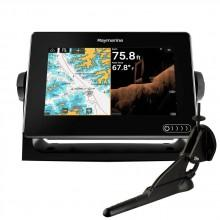 Raymarine Axiom 7 Downvision