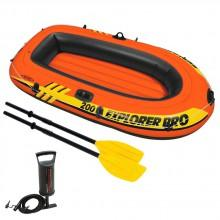 Intex Explorer Pro Boat 200 Pack