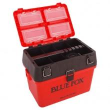 Blue fox Fishing Box