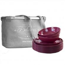 Marine business Rosette Purple Tableware