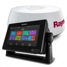 Raymarine Axiom 7 With Navionics And Quantum Q24C