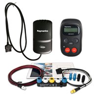Raymarine S100 Wireless Remote Control With ST1 To STNG Adaptor Kit