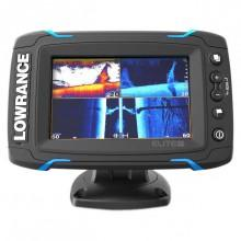 Lowrance Elite-5 TI TotalScan ROW