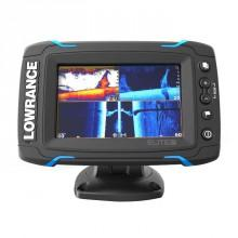 Lowrance Elite-5 TI Med/HIgh DownScan ROW
