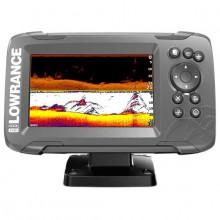 Lowrance Hook2-5 SplitShot GPS Mapping US Coastal WM/ROW