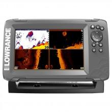 Lowrance Hook2-7x TripleShot con Transductor