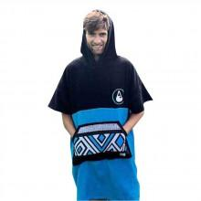 Wave hawaii Cotton Poncho College