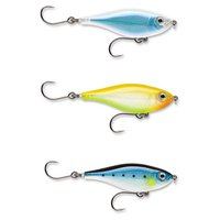 Rapala X-Rap Twitchin Mullet 60 mm 9 gr