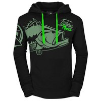 Hotspot design Hoodie Fishing Mania Bass