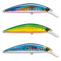 Duel Heavy Minnow Sinking 110 mm 37 gr