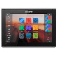 Simrad GO12 XSE ROW Active Imaging 3-In-1
