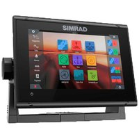 Simrad GO7 XSR ROW Active Imaging 3-In-1