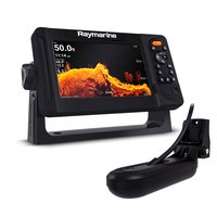 Raymarine Element 7 With HyperVision Transducer