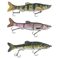 Jinza Supernatural Dace Swimbait 156 mm 38 gr