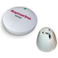 Raymarine GPS Antenna RS150 With Mounting Kit On Stick