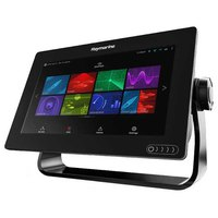 Raymarine AXIOM 9RV Display With Probe And RealVision 3D. CPT-100DVS Transducer