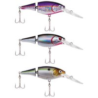 Berkley Flicker Shad Jointed Slick 50 mm 6 gr