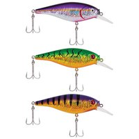 Berkley Flicker Shad Shallow Slick 50 mm 5 gr