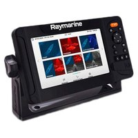 Raymarine Element 7 S GPS CHIRP Wifi with Navionics Silver Europe