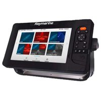 Raymarine Element 9 S GPS CHIRP Wifi with Navionics Silver Europe