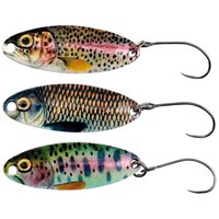 Nomura ISEI Special Trout Area Real Fish 23 mm 1.4 gr