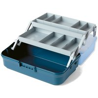 Lineaeffe Fishing Box 2 Trays Transparent Cover