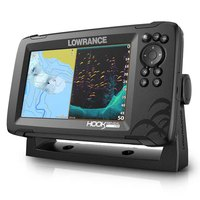 Lowrance Hook Reveal 7 50/200 HDI ROW