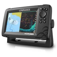 Lowrance Hook Reveal 7 TripleShot ROW