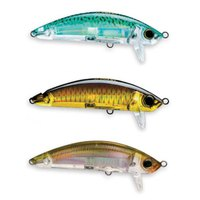 Yo-zuri 3D Inshore Surface Minnow 90 mm 11 gr