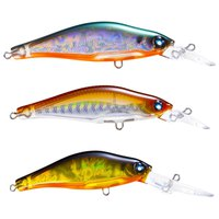 Yo-zuri 3DS Shad MR 65 mm 6.5 gr