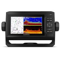 Garmin Echo Map UHD 62cv Transducer GT24