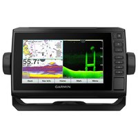 Garmin Echo Map UHD 72cv Transducer GT24