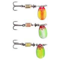 Magic trout Bloody Spinner 25 mm 3.6 gr
